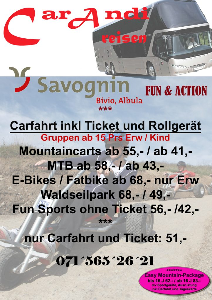 Firmenevents mit CarAndi